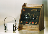 Japan's First Crystal Radio