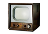 Japan's First TV Set <TV3-14T>