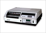 Front-Loading VCR <VC-6080>