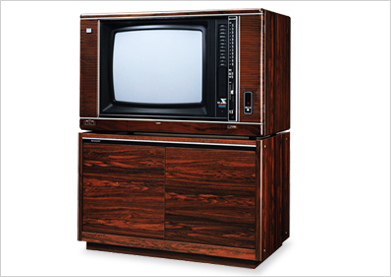 Picture-in-Picture TV Set