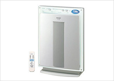 Air Purifiers Using Plasmacluster Ion Technology