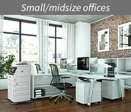 Small/midsize offices