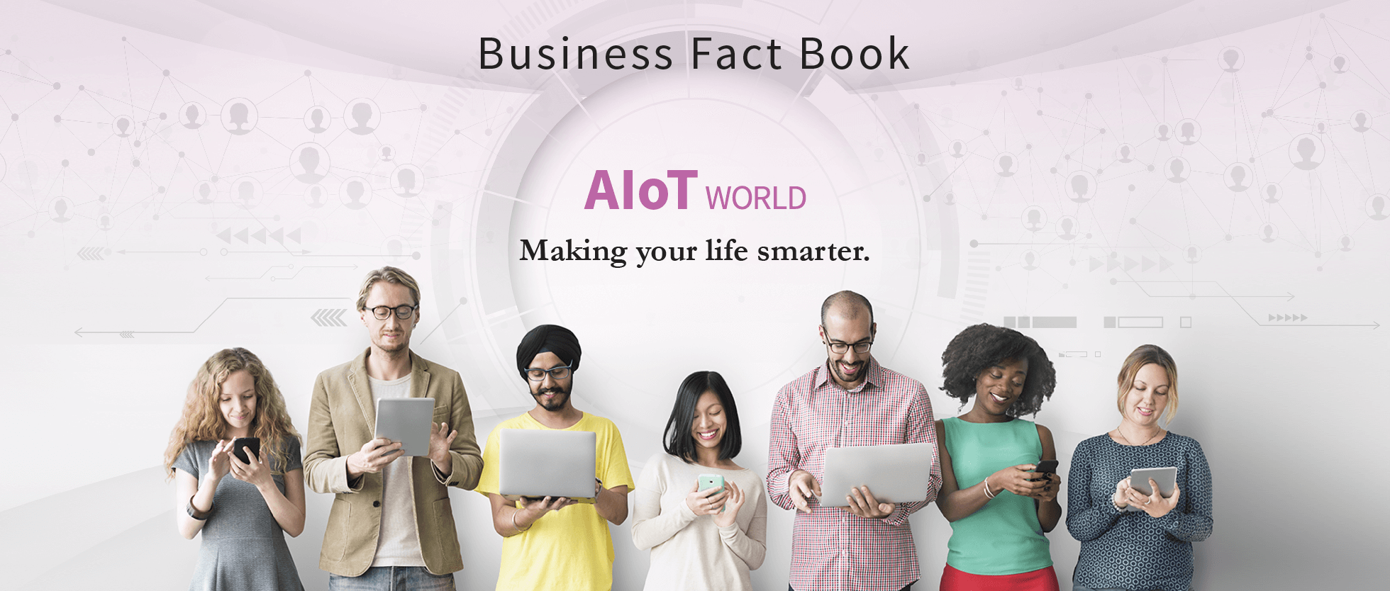 Business Fact Book: AIoT World