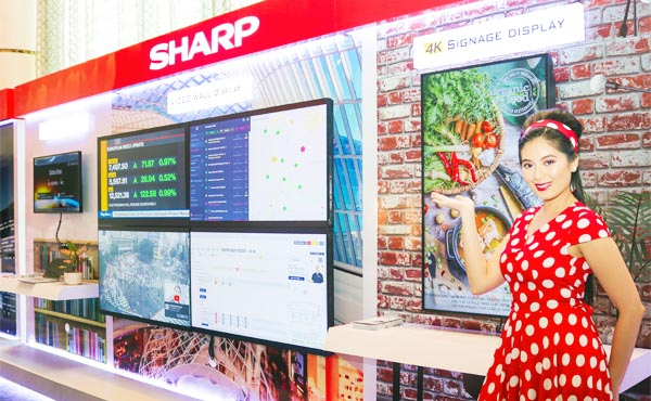 Sharp Philippines Provides Better Solutions For A Better