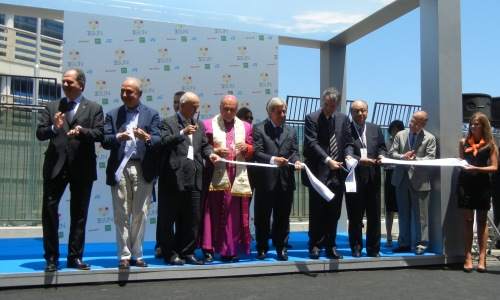Italy S Largest Photovoltaic Panel Plant Opens Its Doors