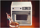 Japan's First Mass Produced Microwave Oven <R-10>