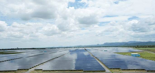 Construction Complete On 84 Mw Large Scale Solar Power