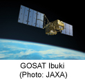 GOSAT Ibuki (Photo: JAXA)