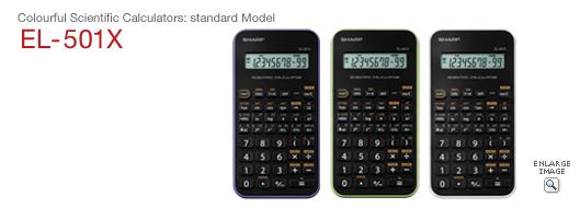 scientific calculators sharp rh sharp world com Scientific Calculator Sharp EL 512 Canon Green Scientific Calculator