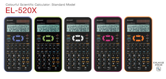 Scientific Calculators Sharp