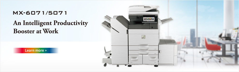 Sharp Digital MFPs / Printers | Sharp Global