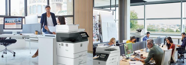 MX-C304W/C303W/C304/C303   Sharp Digital MFPs / Printers