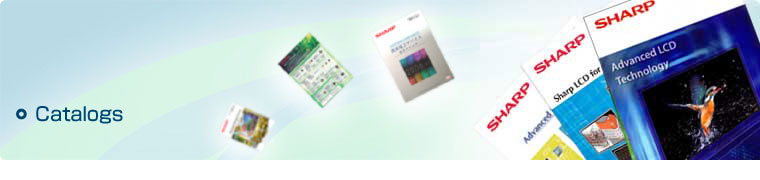Catalogs: SHARP Electronic Components