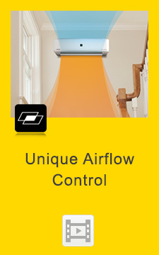 Unique Airflow Control