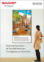 PN-H701 LCD MONITOR