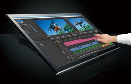 Pn K322b Products Sharp Professional Lcd Monitors
