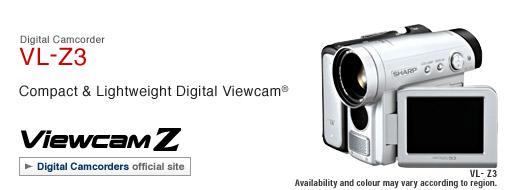 digital camcorder sharp rh sharp world com sharp viewcam z vl-z3 manual sharp viewcam z vl-z1 manual