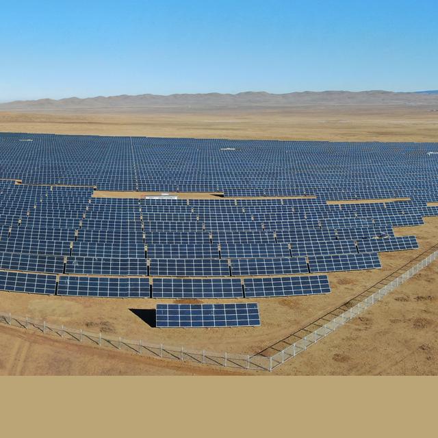 99b2cca529 June 13, 2019Sharp Builds Mega Solar Plant near New Ulaanbaatar  International Airport, Mongolia